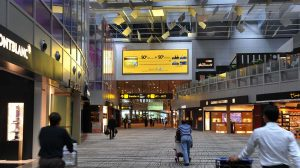 Shopping Mall LED Screens