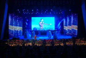 Consert Led Screen