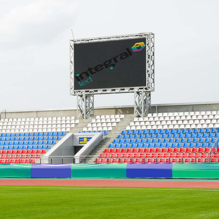 Areas of Use of LED Displays vary according to Project!