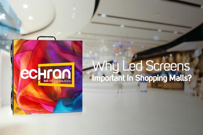 led secreen panels